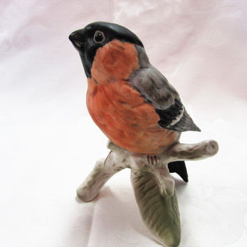Goebel Bullfinch Figurine