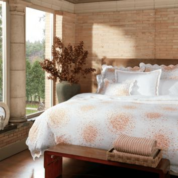 Poppy Tigereye Bedding by Lulu DK Matouk