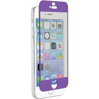 Znitro Iphone 5 And 5s And 5c Nitro Glass Screen Protector (purple)