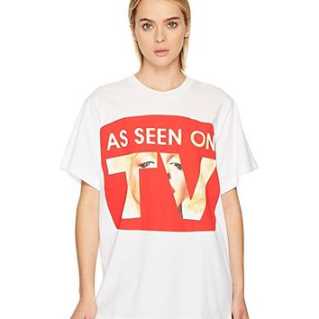 Jeremy Scott As Seen on TV Tee