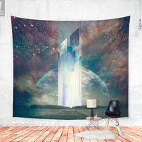 Its your fault Wall tapestry