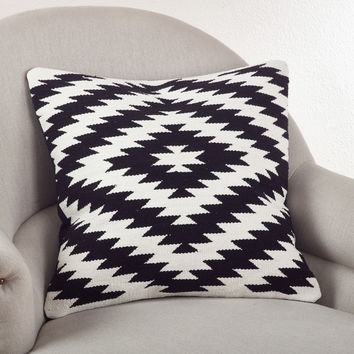 Kilim Design 20-inch Down Filled Throw Pillow   Overstock.com Shopping - The Best Deals on Throw Pillows