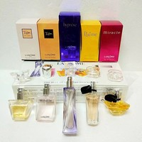 Perfect Lancome Limited Edition Five Piece Set Of Ladies Perfume
