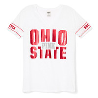 The Ohio State University Bling Athletic V-neck - PINK - Victoria's Secret
