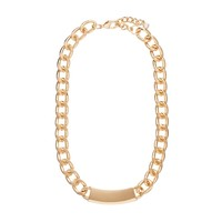 Kira ID Chain Necklace - Forever New