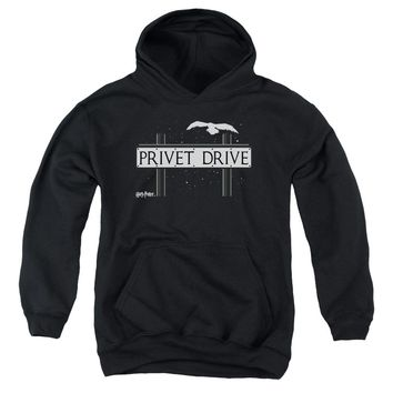 Harry Potter - Privet Drive Youth Pull Over Hoodie