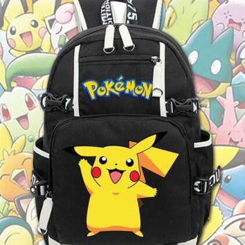 Novelty & Special Use Costume Props Anime Pokemon Pikachu Messenger Bag Eevee Cosplay Singgle Shoulder Bag Children Plush Backpack Commodities Are Available Without Restriction