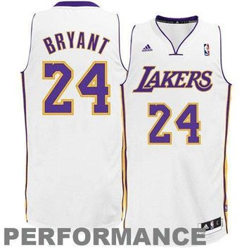 NBA Los Angeles Lakers Kobe Bryant Revolution 30 Alternate Swingman Jersey H Size