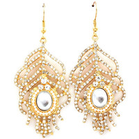 Crystal Peacock Earrings | Awesome Selection of Chic Fashion Jewelry | Emma Stine Limited
