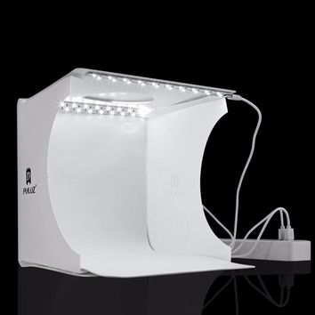 Fashion Mini Small Size LED Photography Studio Box Lamp Box