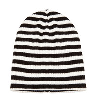 Stripe Beanie - Hats - Bags & Accessories - Topshop USA