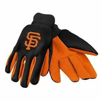 San Francisco Giants - Adult Two-Tone Sport Utility Gloves