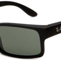 Ray-Ban Men's ORB4151 Rectangular Sunglasses