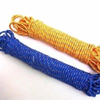 AOTU Paracord Parachute Cord 6mm Diameter 5M-31M Camping Rope Outdoor Climbing Hiking Camping Paracord