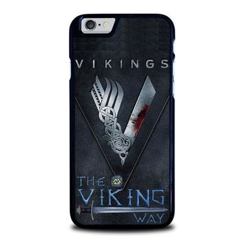 viking 2 iphone 6 6s case cover  number 1
