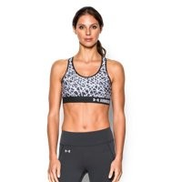 Under Armour Women's UA HeatGear Armour Printed Mid
