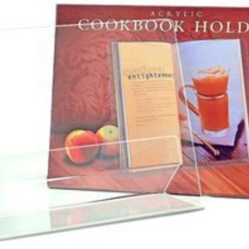 BARNES & NOBLE | Acrylic Cookbook Holder by Barnes & Noble