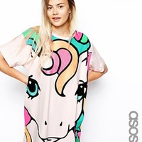 ASOS TALL Tunic Top With My Little Pony