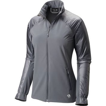 Mountain Hardwear Chockina Jacket - Women's Graphite,