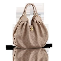 LOUISVUITTON.COM - Louis Vuitton  XL (LG) MAHINA Handbags