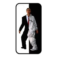 Eminem Rap God Singer Slim Shady Hot Cartoon Custom Rubber Protective Back Case Cover for iPhone 4 4s