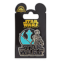 Rey Pin - Star Wars: The Force Awakens