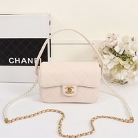 CHANE SIZE 19-12-6 cm Double C silver and gold on Chain cross body bag Chane vintage Chanl jumbo Crossbody Satchel Shoulder Bag Monogram Tote Handbag Bags Best Quality