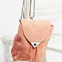 Free People Jess Suede Backpack
