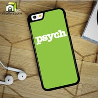 Psych iPhone 6 Plus Case by Avallen