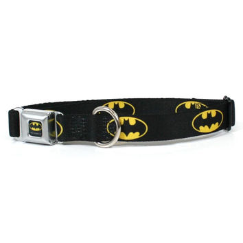 Batman - Shield Dog Collar