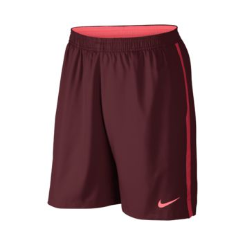 "Nike 9"" Court Men's Tennis Shorts Size 2XL (Red)"