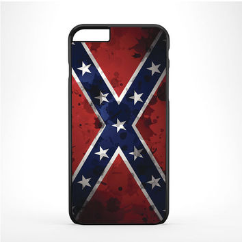 Confederate Rebel Flag Grunge Iphone 6 Plus | 6s Plus Case