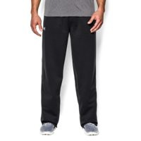 Under Armour Men's Armour Fleece Open Bottom Team Pants