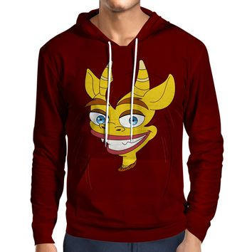Big Mouth Connie Hoodie
