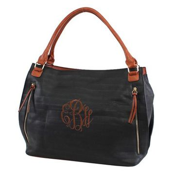 Miranda Fashion Handbag - Black