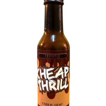 Cheap Thrill Chipotle Hot Sauce