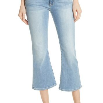 FRAME Le Crop Mini Boot Jeans (Tremont) | Nordstrom