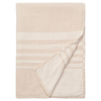 Bali Cotton Throw, Natural, Throws