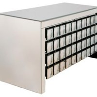 One Kings Lane - Barreveld International - Mirrored Dresser