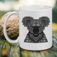 Koala Bear Mug, Tea Mug, Coffee Mug