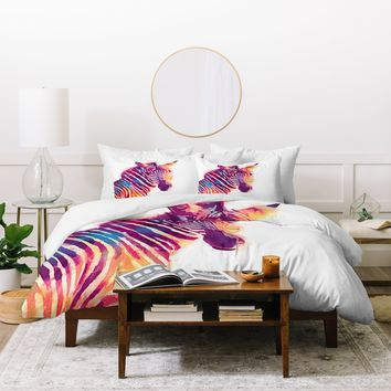 Jacqueline Maldonado The Aesthetic Duvet Cover