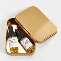 Herbivore Botanicals Beard Tonic Set