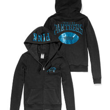 Carolina Panthers Zip Hoodie - PINK - Victoria's Secret