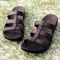 Brown Jaya Jandals® - Pali Hawaii