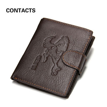Men Wallet Leather Casual Purse [9026424643]