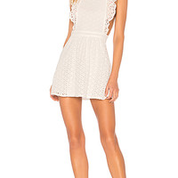 BB Dakota x REVOLVE Run Free Dress in Off White | REVOLVE