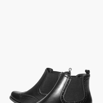 Alicia Pinpunch Chelsea Boot