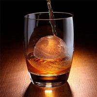 Death Star Whiskey Ice Mold