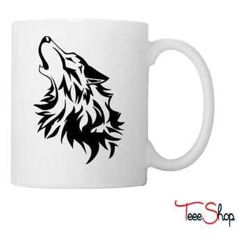 wolf Coffee & Tea Mug