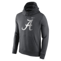 Nike College Hybrid Fleece Pullover (Alabama) Men's Hoodie